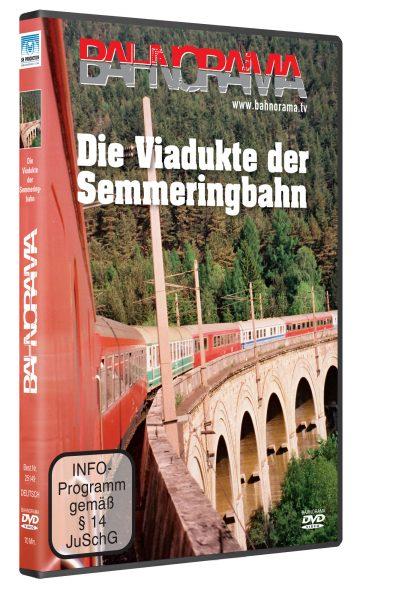 Die Viadukte der Semmeringbahn   DVD