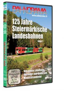 125 Jahre Steiermärkische Landesbahnen, Folge 1 | DVD