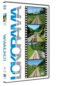 DVD CoverMurtalbahn 3D rot 208x297 - Murtalbahn 1996 | DVD
