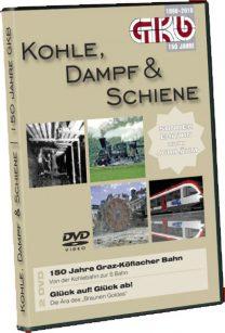GKB Kohle, Dampf & Schiene Sonderausgabe | DVD