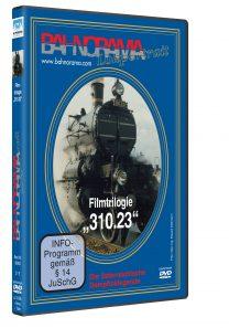 DVD BRLP 310er 2 rot 208x297 - ÖBB Rh 310 | DVD
