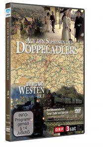 Auf den Schienen des Doppeladlers Teil 3 | DVD