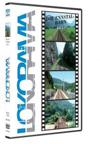 Ennstalbahn 1 3 3D ROT 208x297 - Ennstalbahn Teil 1-3 | DVD