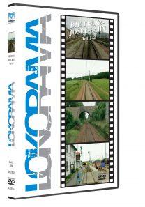 FranzJosefBahn 3D rot 208x297 - Franz Josef-Bahn Teil 1+2 | DVD