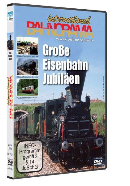 Große Eisenbahnjubiläen | DVD