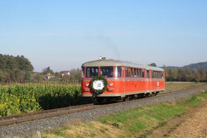 IMG 4032 110Jahre Sulmtalbahn 420x280 - Auf den historischen Gleisen der Sulmtalbahn