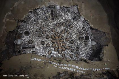 Koralm Bohrer 420x280 - Koralmtunnel | Ein Jahrhundertprojekt geht ins Finale