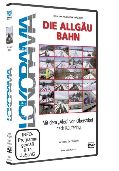 Allgäubahn | DVD