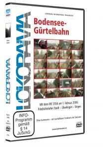 Bodenseegürtelbahn – Friedrichshafen-Singen | DVD