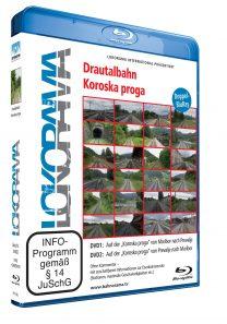 "Maribor – Prevalje – Maribor auf der Drautalbahn ""Koroska proga"" | Blu-ray"