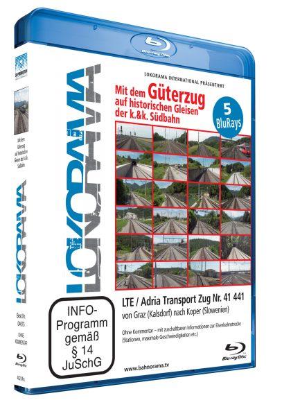Kalsdorf – Koper | Blu-ray