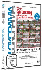 Kalsdorf – Koper | DVD