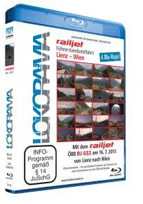 Lienz – Wien Hbf | Blu-ray