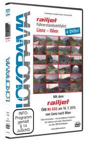 Lienz – Wien Hbf | DVD