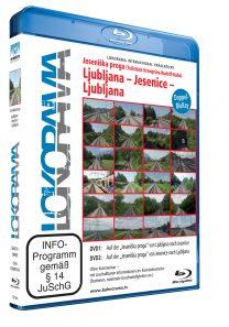 Ljubljana – Jesenice – Ljubljana | Blu-ray