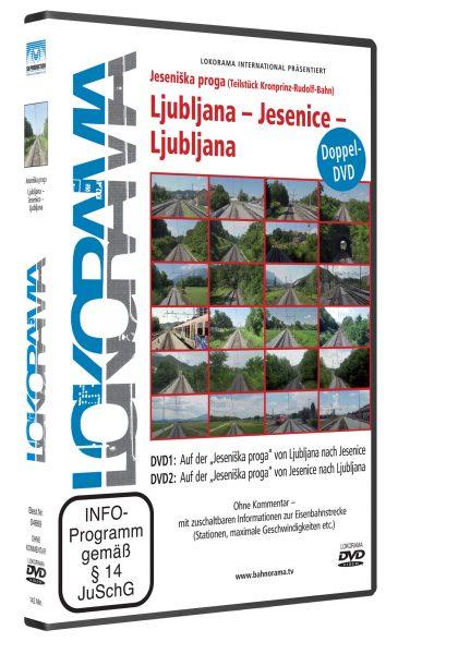 Ljubljana – Jesenice – Ljubljana | DVD