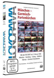 München – Garmisch-Partenkirchen | DVD