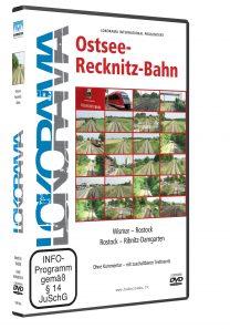Ostsee-Recknitz-Bahn | DVD