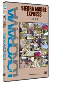 Sierra Madre Express Teil 1-4 | DVD