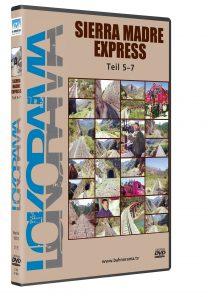 Sierra Madre Express Teil 5-7 | DVD