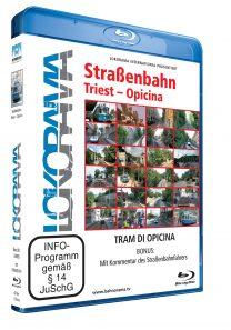 Triest -Opicina (Straßenbahn) | Blu-ray