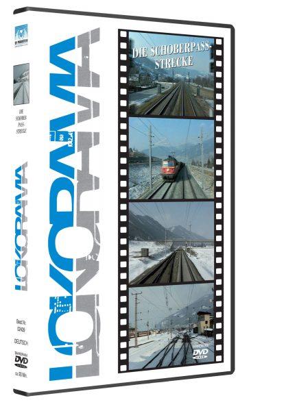 Schoberpaß – Strecke | DVD