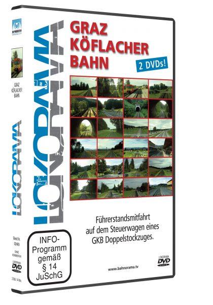 Graz-Köflacher Bahn   DVD