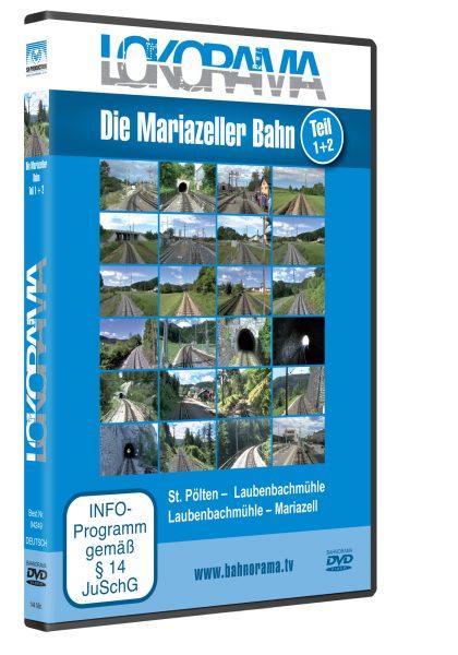 Mariazellerbahn 2014 Teil 1+2 | DVD