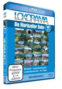 Mariazellerbahn 2014 Teil 3+4 | Blu-ray