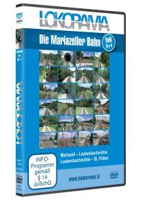 Mariazellerbahn 2014 Teil 3+4 | DVD