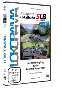LR PinzgauerBahn DVD HGrot 208x297 - Pinzgauer Lokalbahn | DVD