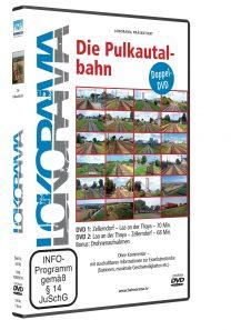 LR Pulkautalbahn DVD HGrot 208x297 - Pulkautalbahn | DVD