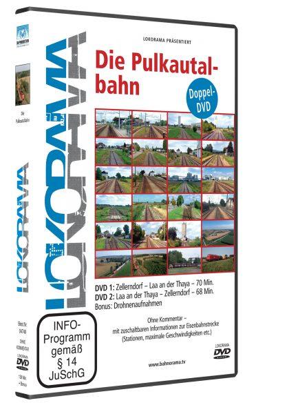 Pulkautalbahn   DVD