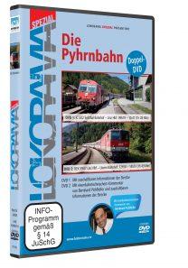 LR Pyhrnbahn DVD HGrot 208x297 - Pyhrnbahn | DVD