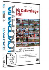 LR Radkersburger Bahn DVD HGrot 208x297 - Radkersburger Bahn | DVD