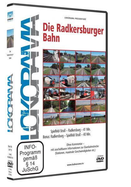 Radkersburger Bahn | DVD