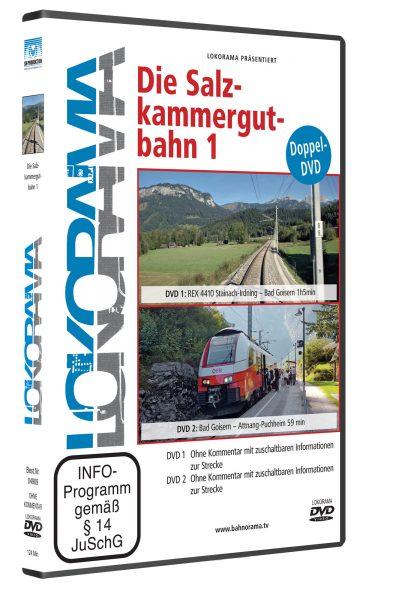 Salzkammergutbahn 1 | DVD