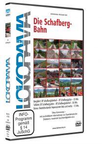 LR Schafbergbahn DVD HGrot 208x297 - Schafbergbahn | DVD