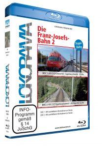 LR Spezial Franz Josefs Bahn2 BD HGrot 1 208x297 - Franz-Josefs-Bahn 2 | Blu-ray
