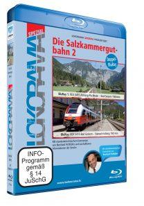 Salzkammergutbahn 2 | Blu-ray