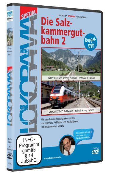 Salzkammergutbahn 2 | DVD