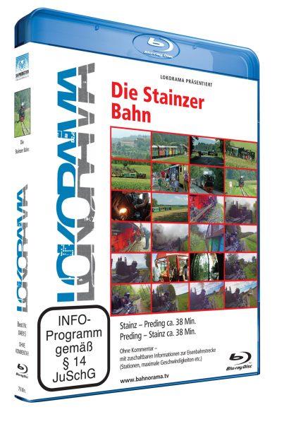 Stainzerbahn | Blu-ray