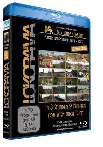 Südbahn Wien – Triest, Teil 1-6 | Blu-ray