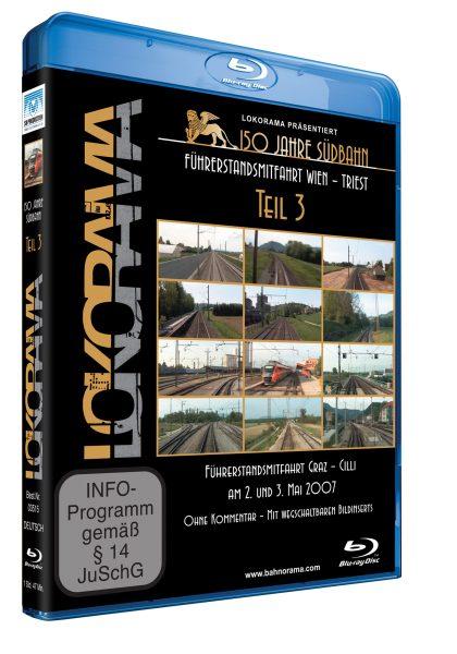 Südbahn Wien – Triest, Teil 3 | Blu-ray