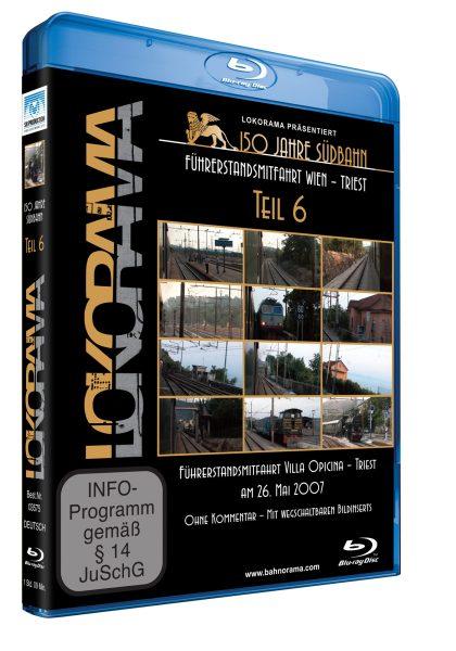 Südbahn Wien – Triest, Teil 6 | Blu-ray