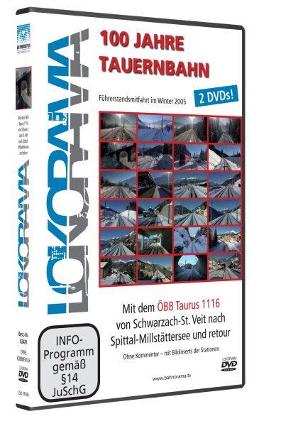 Tauernbahn Winter 2005   DVD