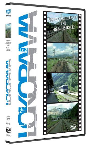 Vordernbergerbahn und Erzbachstrecke | DVD