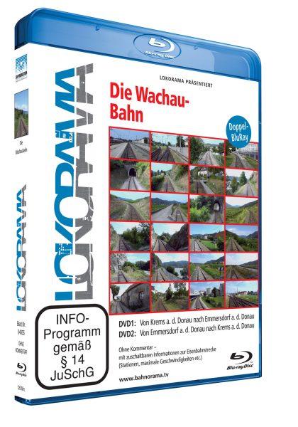 Wachaubahn | Blu-ray