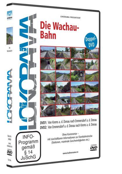 Wachaubahn | DVD
