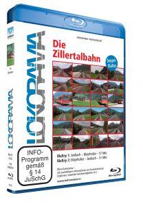 Zillertalbahn Sommer | Blu-ray